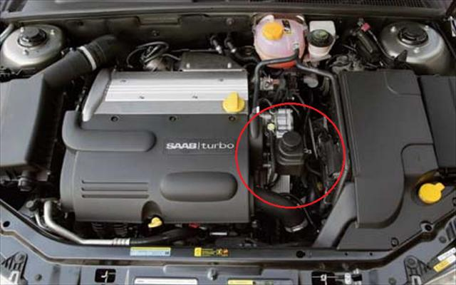 Engine hissing sound - SaabCentral Forums
