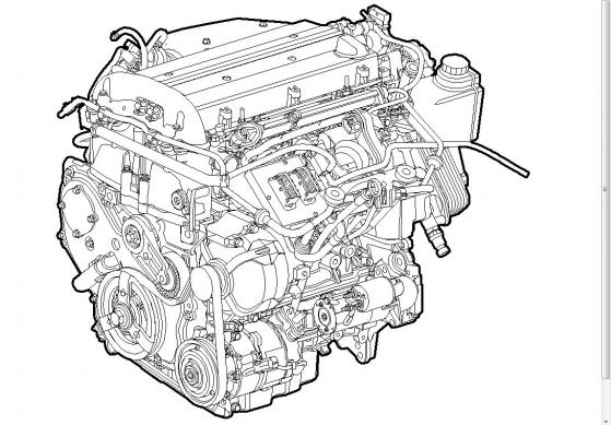 Looking For A Detailed Engine Bay Layout Picture Saabcentral Forums