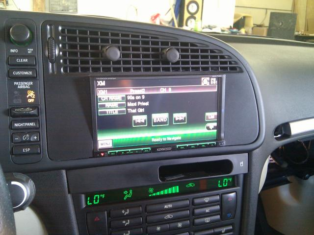 Double DIN Radio  SaabCentral Forums