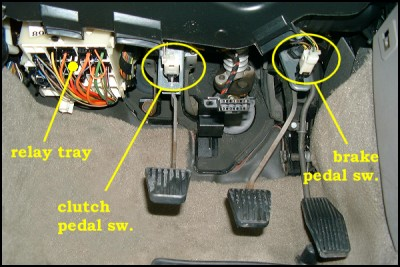 2000 Saab 9-3 Relay Location - can\'t find behind panel - SaabCentral ...