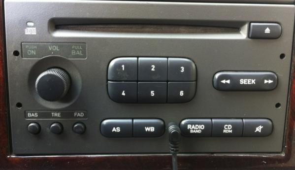 Has Anyone Ordered An Aux Input Kit From Saab Aux Saabcentral Forums