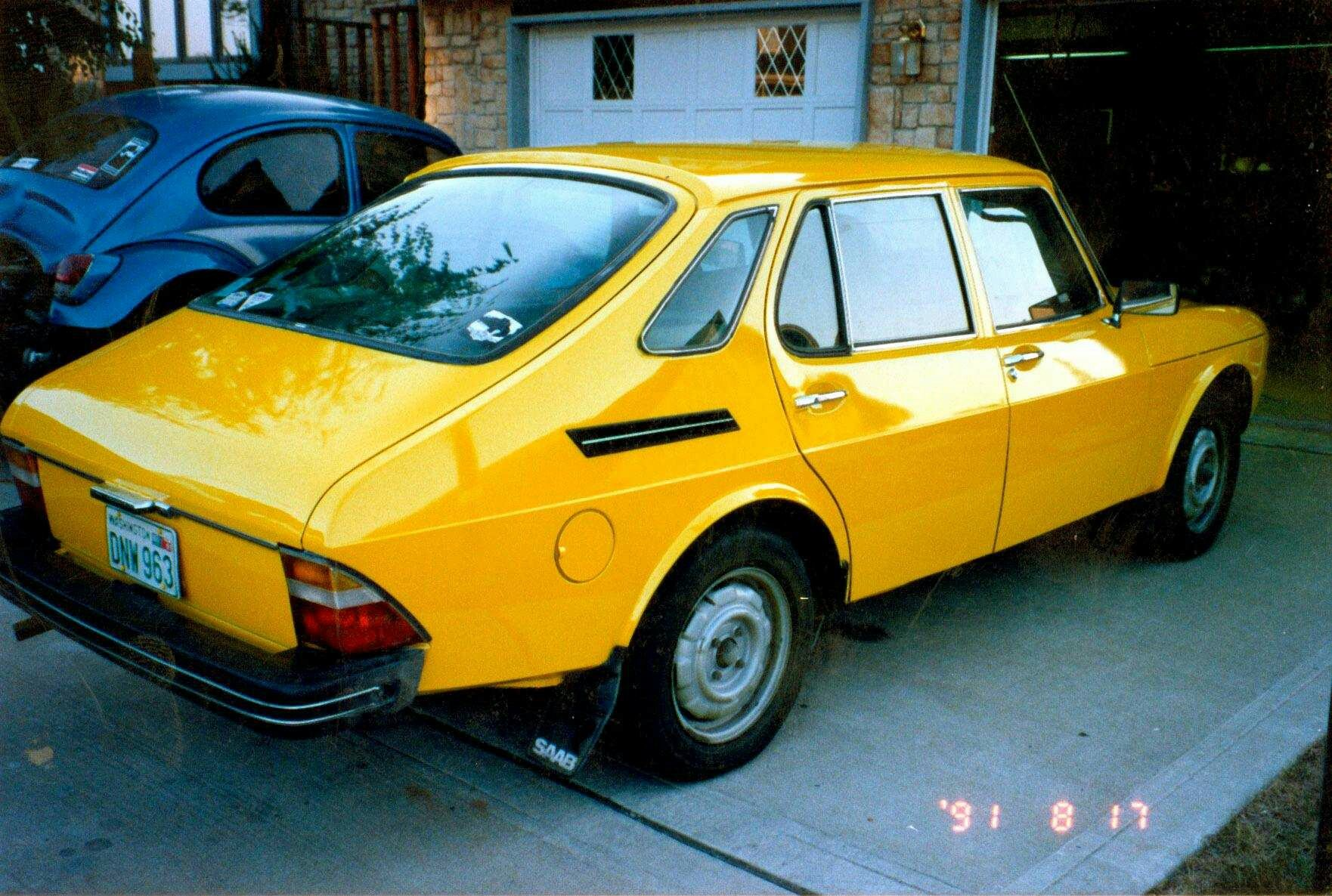 Showcase cover image for 1977 Saab 99 GL 5-Door