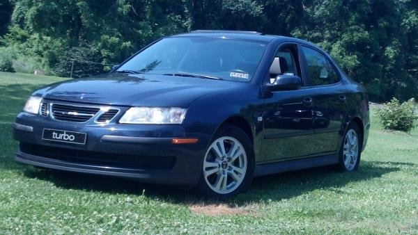 Showcase cover image for irondodgedude's 2005 Saab 9-3 Linear