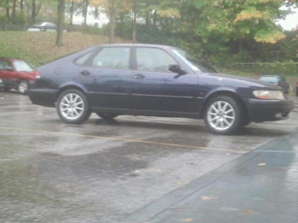 Showcase cover image for joefro's 1999 saab 9-3