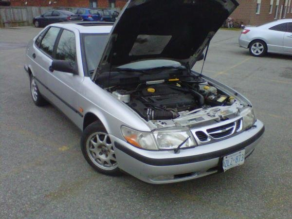 Showcase cover image for Kickstand21's 2000 Saab 9-3 5Dr
