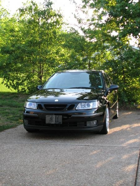 Showcase cover image for lslmojim's 2003 Saab 9-3 Vector