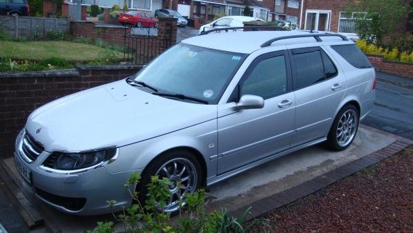 Showcase cover image for MySaabCantFly's 2006 Saab 9-5 TiD Sportwagon