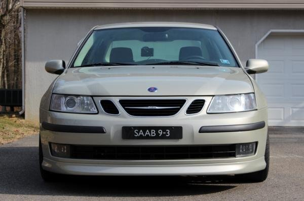 Showcase cover image for Saab 9-3