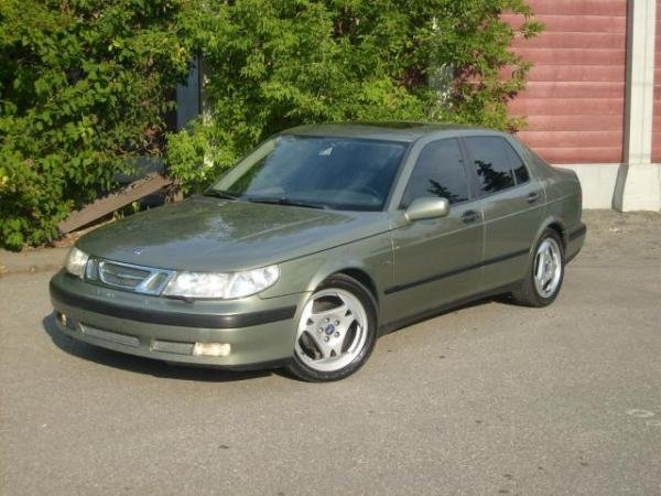 Showcase cover image for Saab 9-5