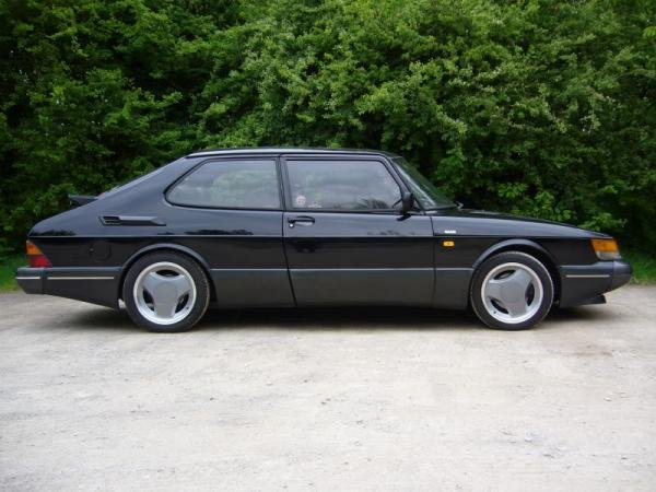 Showcase cover image for Saab 900 Turbo 16S