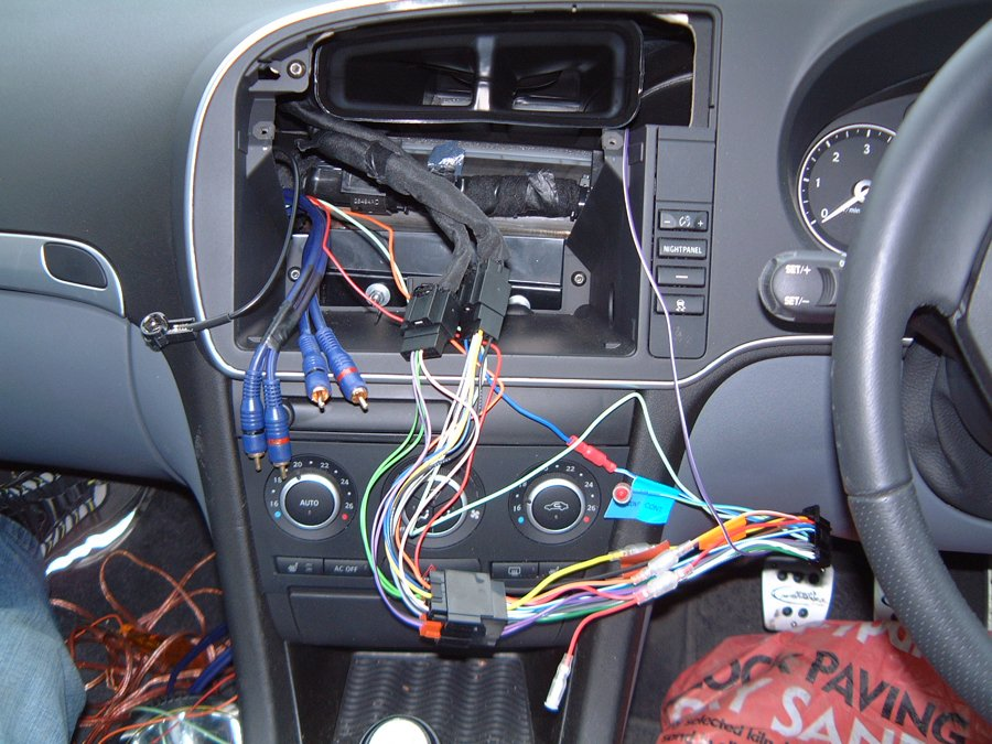 Aftermarket Stereo Upgrade
