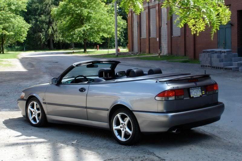 Saab Dealership Near Me >> 2001 Saab 9-3 Viggen Convertible - $6200 | SaabCentral Forums