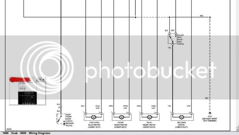 1996 Saab 9000 Wiring Diagram