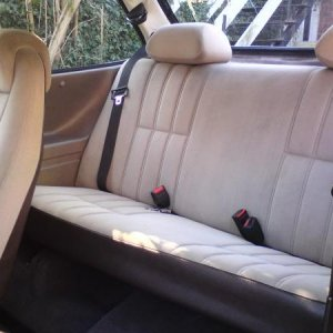 Rear Seating