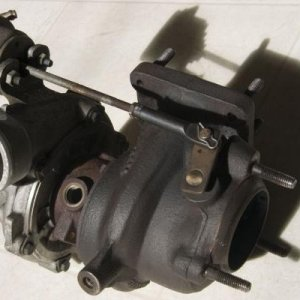 A typical GT-17 Turbocharger