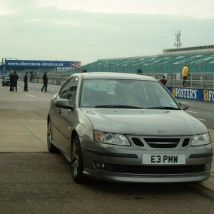 Trackday at Sliverstone - 2006