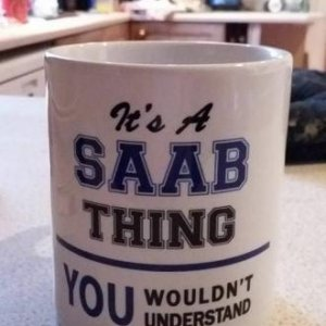 It's a SAAB thing you wouldn't understand